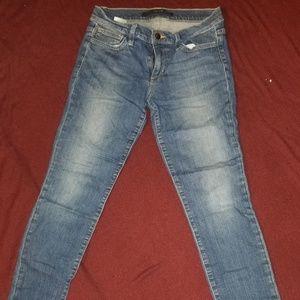 Joes skinny ankle jeans